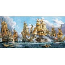 Bitka na morju (4000 kosov)...