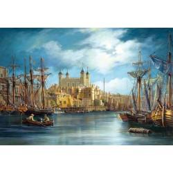 Nov dan v pristanišču (3000...