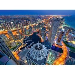 Nebotičniki v Dubaju (3000...