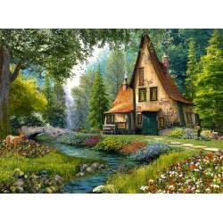 Koča v gozdu (2000 kosov) -...
