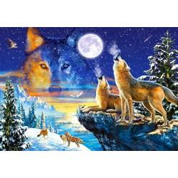 Tuljenje volkov (1000...