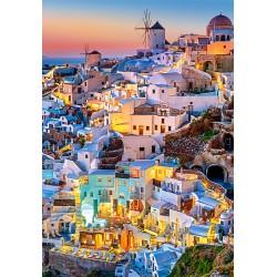 Santorini v lučeh (1000...