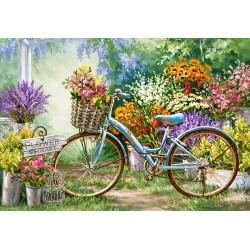 Kolo med cvetlicami (1000...