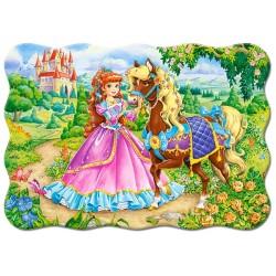 Princesa in njen konjiček...