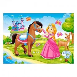 Princesa in njen prijatelj...