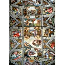 Michelangelo: Strop...