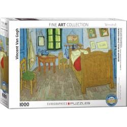 van Gogh: Spalnica v Arlesu...