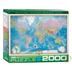 Zemljevid sveta (2000...