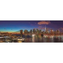 Hudson Bridge, New York...