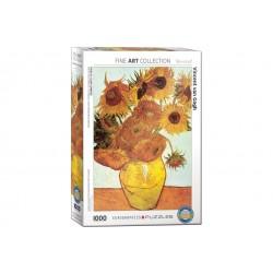 van Gogh: Sončnice (1000...