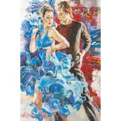 Ples v modrem (2000 kosov)...
