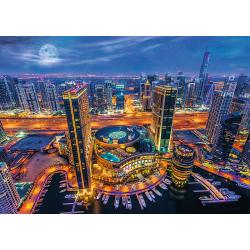 Luči v Dubaju (2000 kosov)...