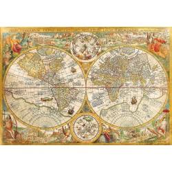 Starodavni zemljevid (2000...