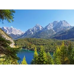 Jezero v Alpah, Avstrija...