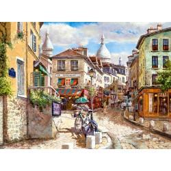 Montmartre Sacre Coeur...