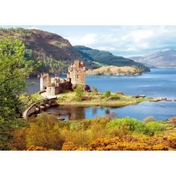 Grad Eilean Donan, Škotska...