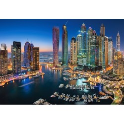 Nebotičniki v Dubaju (1500...