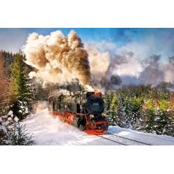Vlak na paro (1000 kosov) -...