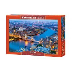 Pogled na London iz zraka...