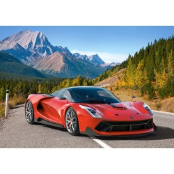 Vožnja v gore (500 kosov) -...