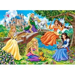 Princese na vrtu (70 kosov)...